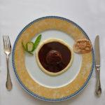 国産牛フィレ肉のステーキ赤ワインソース